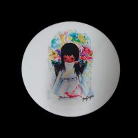 Flower Girl Coaster 1