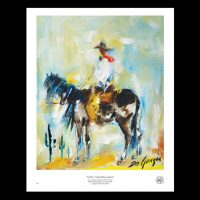 Cowboy&CigarettePrint