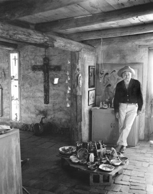 DeGrazia in Little Gallery