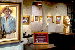 Rotating Exhibitions in the Lower Gallery