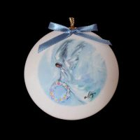 Angel of Peace Ornament 1