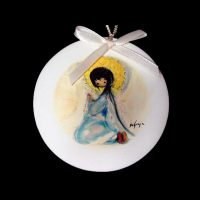 Angel Praying Ornament