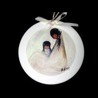 Navajo Mother Ornament 1