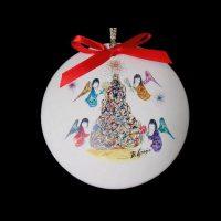 Tumbleweed Christmas Tree Ornament 1