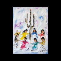 Saguaro-Dancers