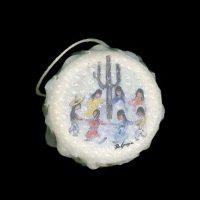 Saguaro-Dancers-Drum-Magnet