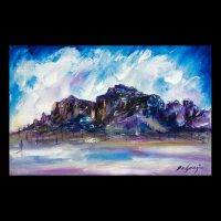 Superstition-Mountain