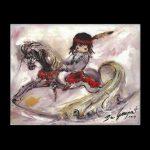Trivet-Rocking-Horse