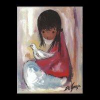 Trivet-White-Dove