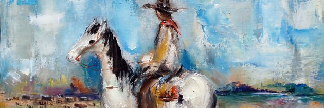 DeGrazia's Cowboys