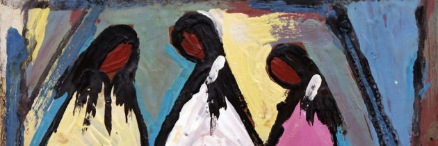 DeGrazia's Hot Wax – Encaustic Paintings from the 1950's