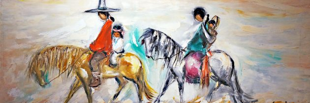 DeGrazia's Navajo Collection
