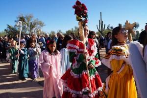 La Fiesta de Guadalupe