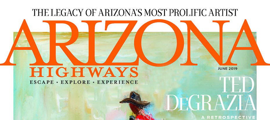 Arizona Highways And Ted DeGrazia