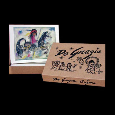 Assorted DeGrazia Notecards