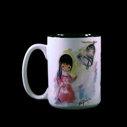 The Bell Of Hope Mug