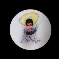 Flower Boy Coaster