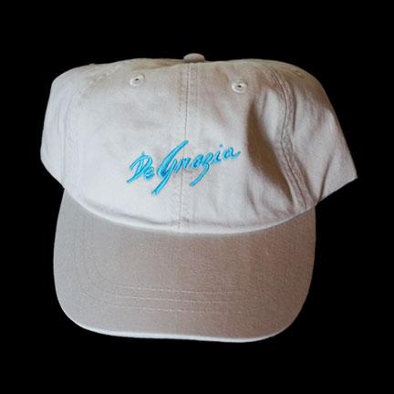 Beige DeGrazia Cap