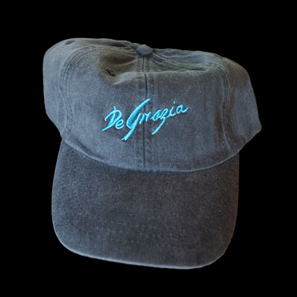 Grey DeGrazia Cap