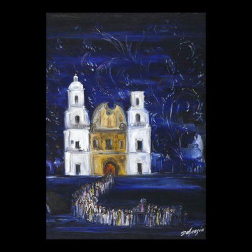 Fiesta At San Xavier