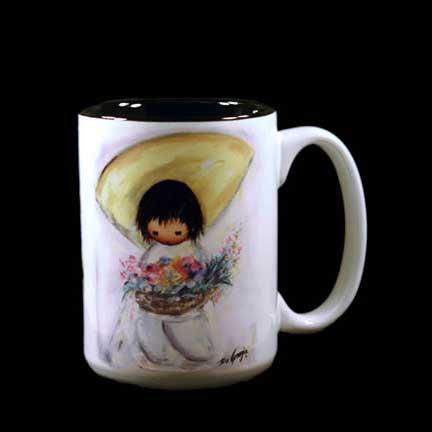 Flower Boy Mug