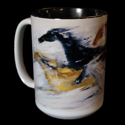Free As The Wind Mug