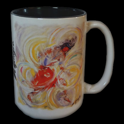 Hoop Dancer Mug