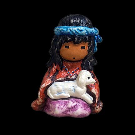 Lamb For Baby Jesus
