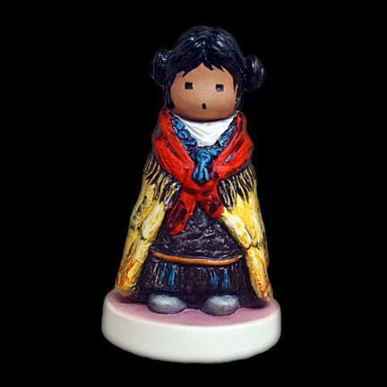Little Hopi Girl