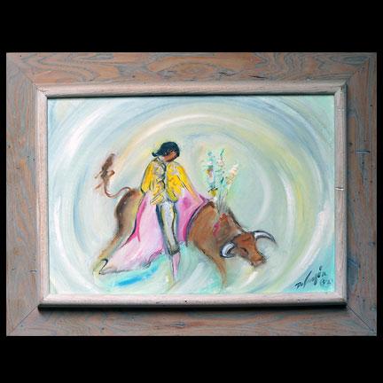 Untitled – Matador And Bull