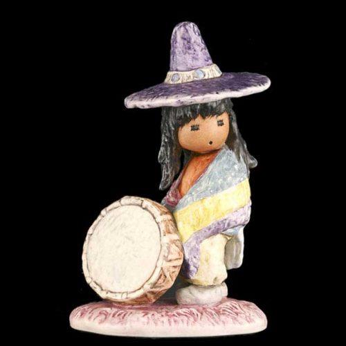 Navajo Drummer Boy