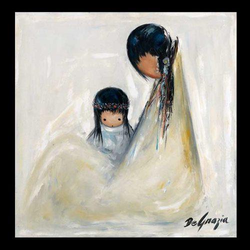 Navajo Mother