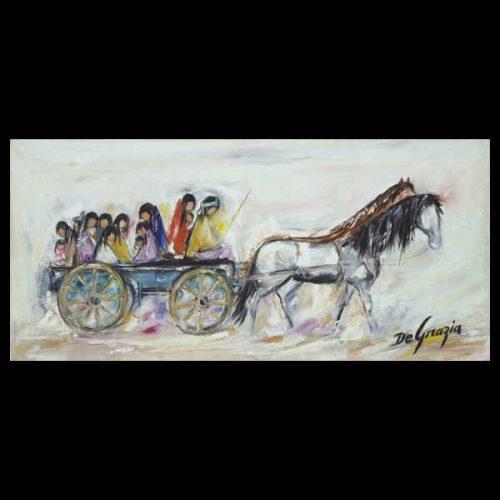 Navajo Wagon