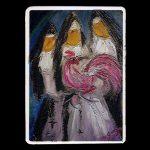 Nuns Magnet