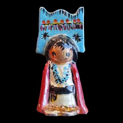 Pueblo Dancer