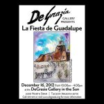 Fiesta For Our Lady Of Guadalupe Poster