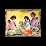 Three Navajo Women