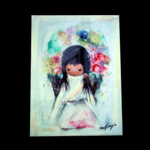 Flower Girl Tile