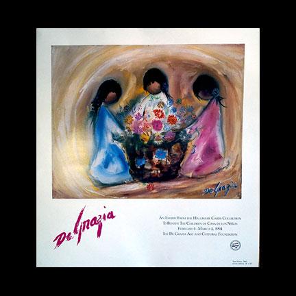 Tres Ninas Poster