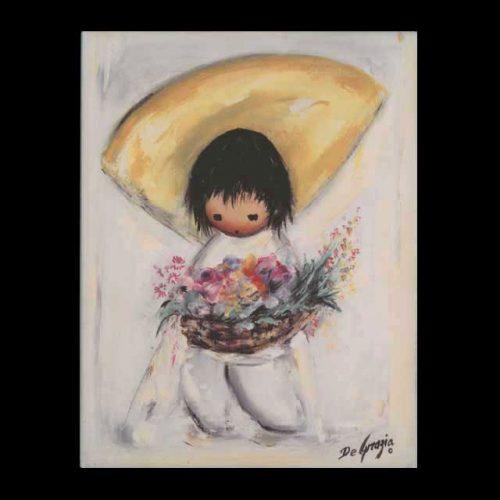 Flower Boy Trivet