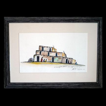 Untitled-Adobe Pueblo
