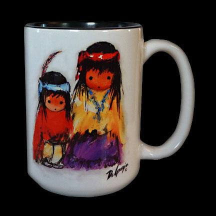 Wondering Mug