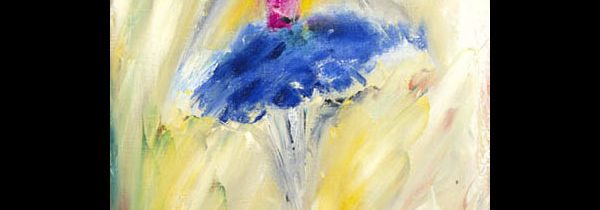Blue Ballerina (Limited Edition)