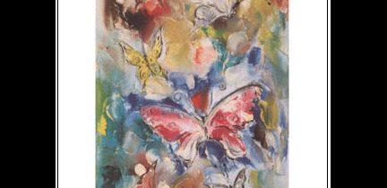 Butterflies Notecard