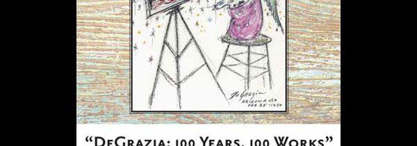 DeGrazia Centennial Poster