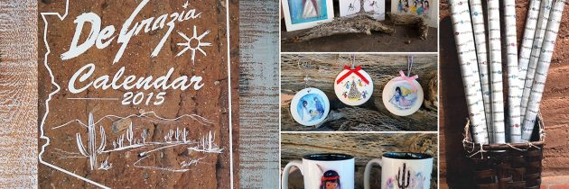 DeGrazia's Holiday Products