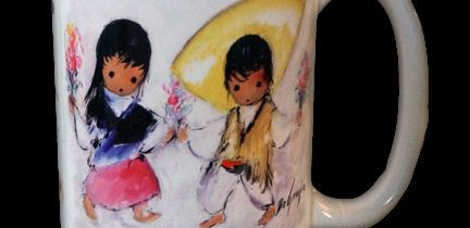 Flower Dance Mug