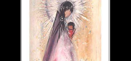 Little Madonna Notecard