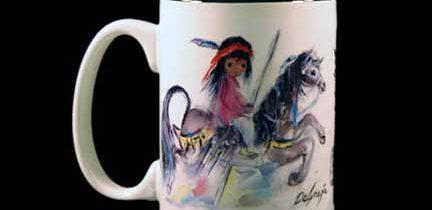 Merry Little Indian Mug