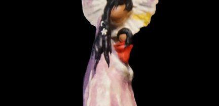 Little Madonna Miniature